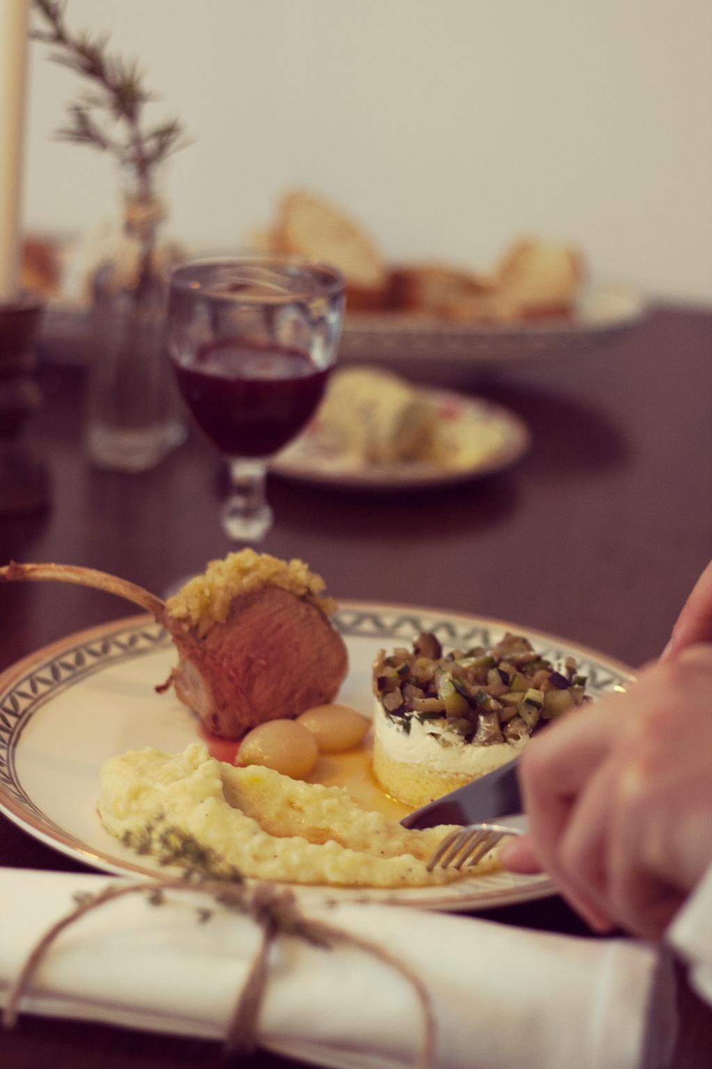 Weihnachts Essen