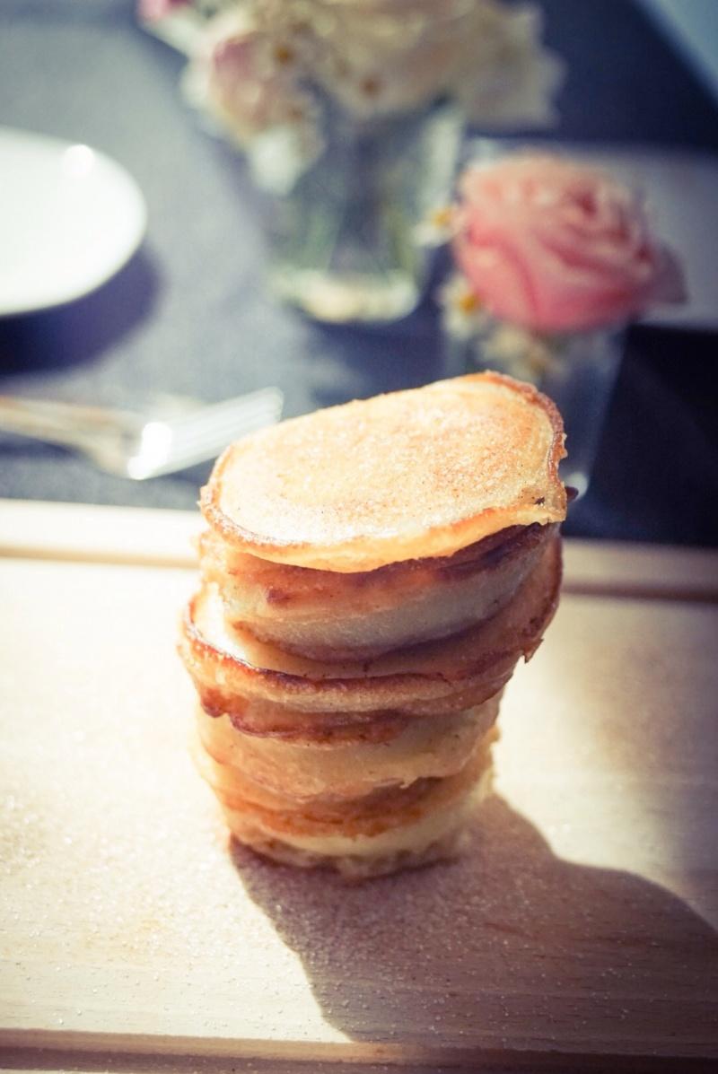 Apfelküchle Rezept