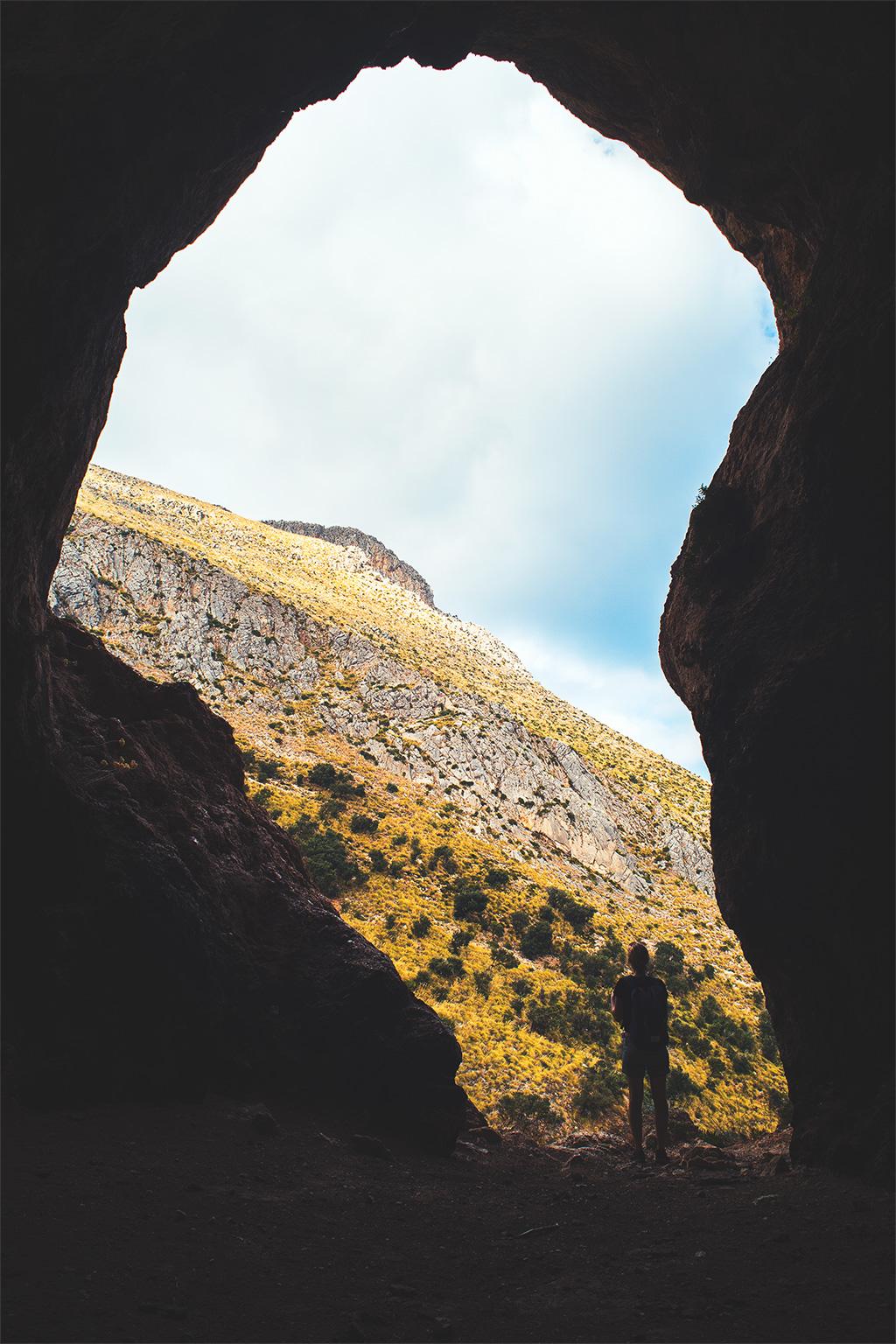 Grotte Sizilien