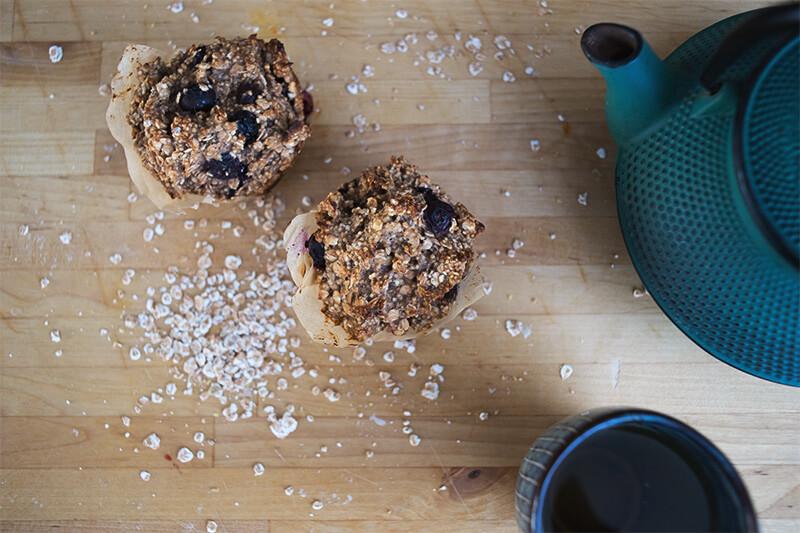Frühstücksmuffin